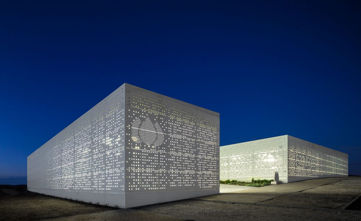 OFFICE BUILDING, CARTAXO, PORTUGAL
