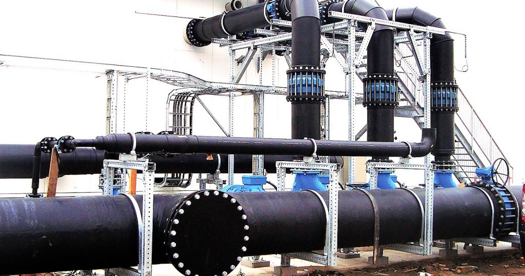 Agru Industrial Piping Systems Bmc Gulf Dubai Abu