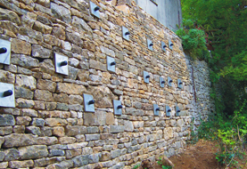 Retaining Walls Failures Solutions Bmc Gulf Dubai Abu