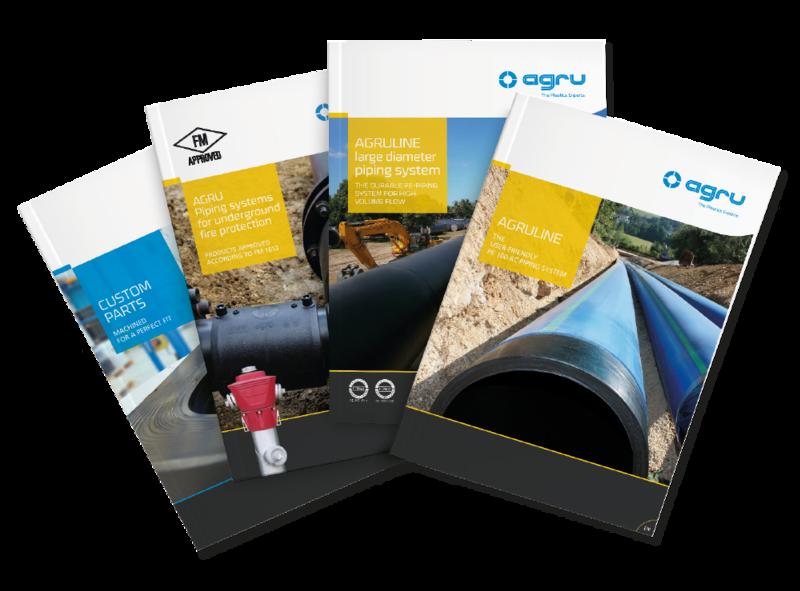 AGRU Brochures